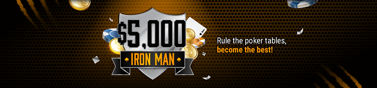 5 000$ Iron man Tigergaming