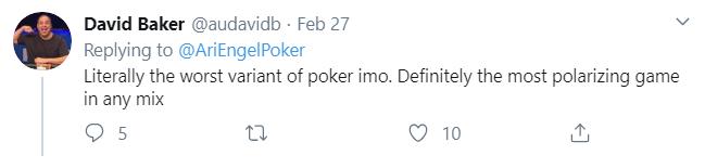 David Baker on Twitter