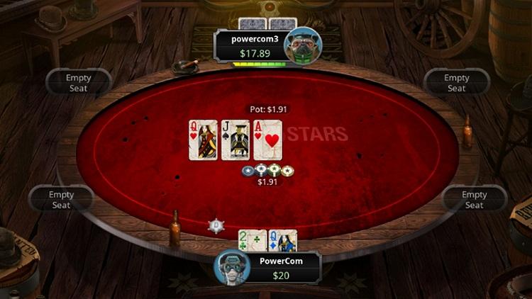 Aurora на PokerStars 2020