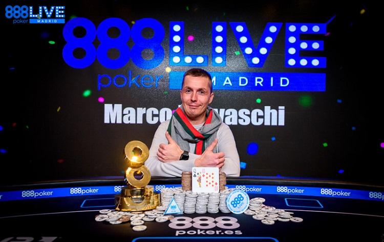888poker live Madrid