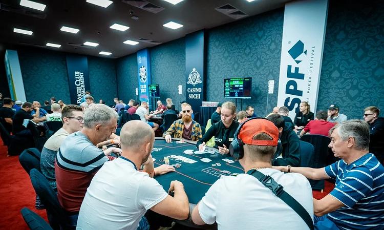 Sochi Poker Festival 2020