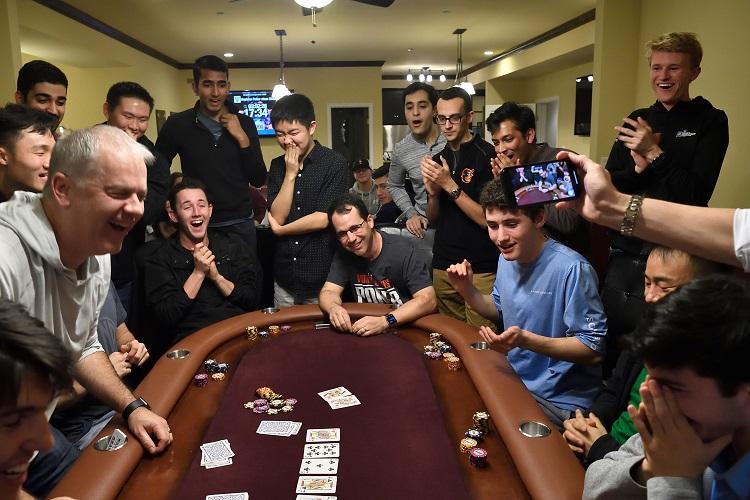 poker course