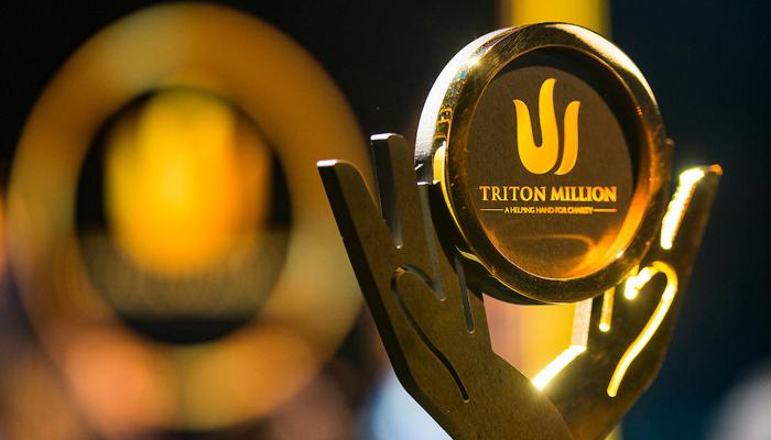Triton Poker Million for Charity tournament
