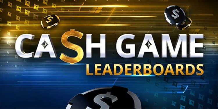 Cash Game Leaderboards на PartyPoker