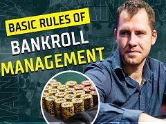Basic rules of bankroll management