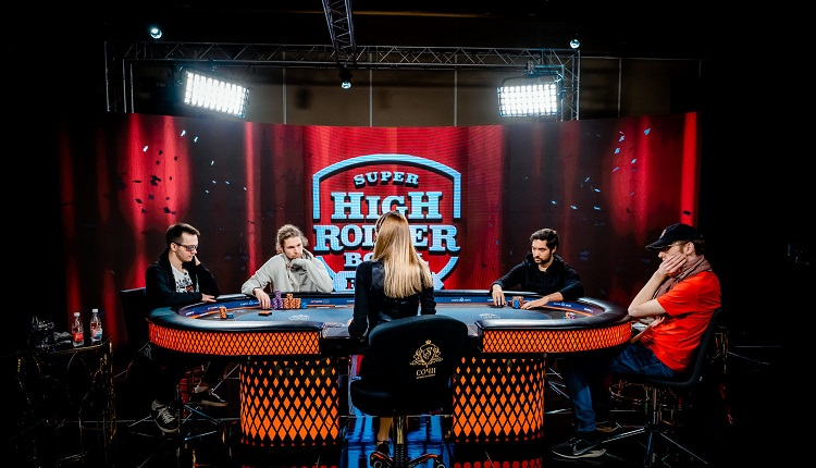 Super High Roller Bowl Russia 2020