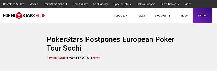 PokerStars Blog