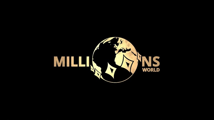 MILLIONS WORLD tournament at Partypoker
