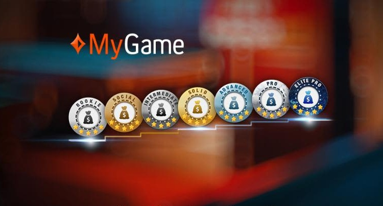 PartyPoker MyGame
