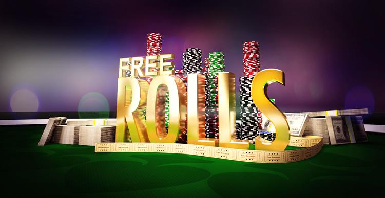 Poker freerolls 2020
