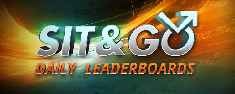 SnG Leaderboard at Partypoker