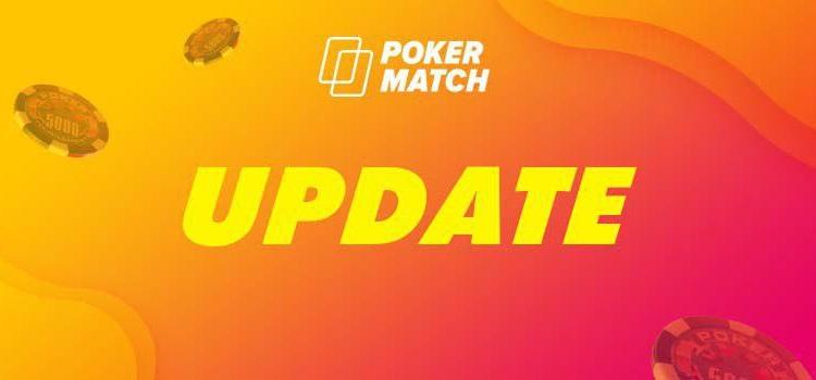 PokerMatch оновили дизайн