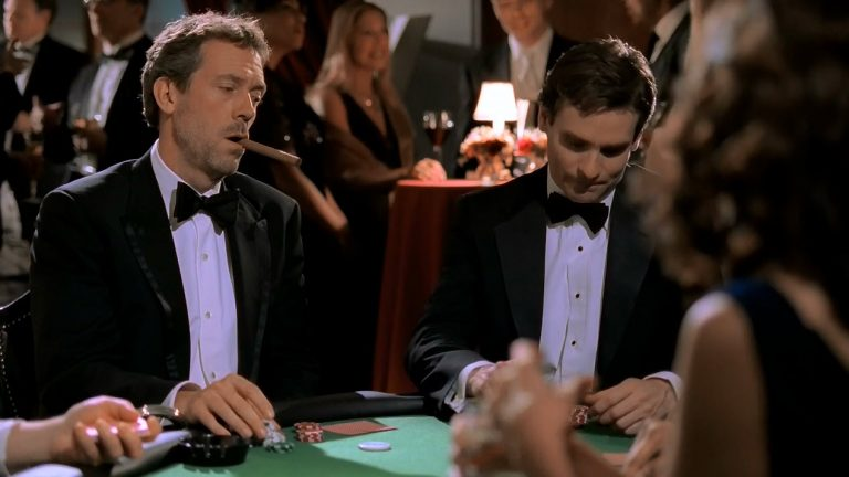 Poker in movies