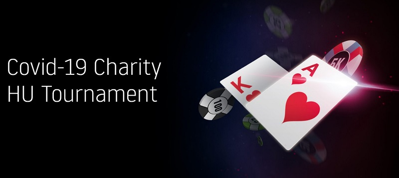 Charity tournament at Run It Once Poker