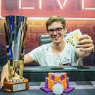 Федор Хольц выиграл первый турнир в качестве профессионала PartyPoker