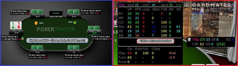 Zoom ХАД для Покер Трекер
