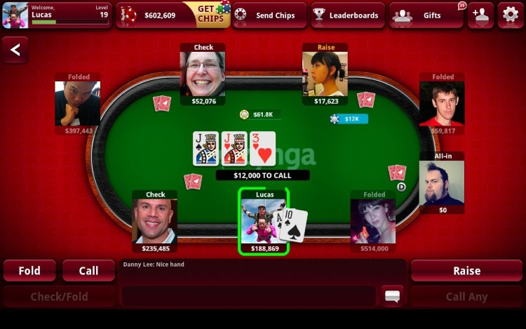 Zynga Poker FB