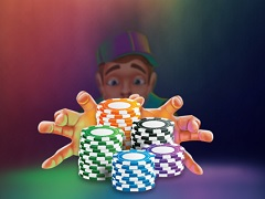 Олл-ин (All-in) в покере