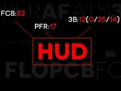 Статистика в HUD, которой вы можете доверять