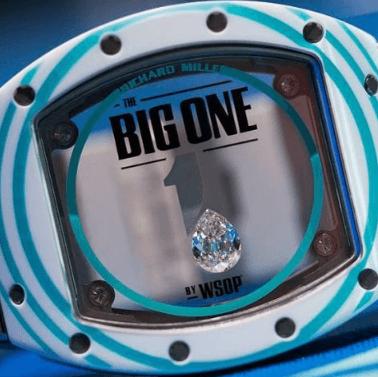 Big One for One Drop с миллионным бай-ином вернется на WSOP-2018