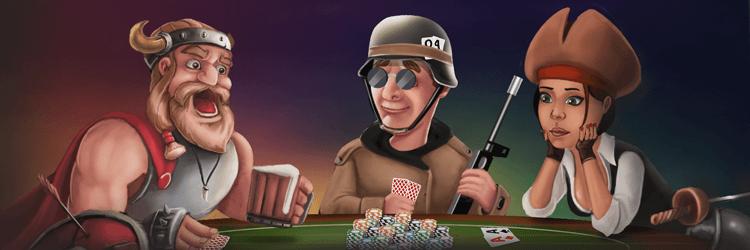 правила игры в покер pdf