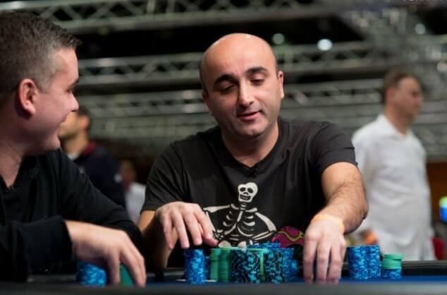 Илькин Амиров на WSOP