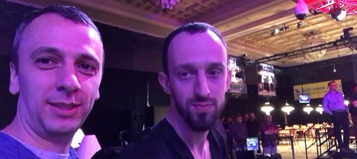Видеоблог Михаила Сёмина: «Финальный стол Жукова, интервью с Лыковым и день дурака в Вегасе»