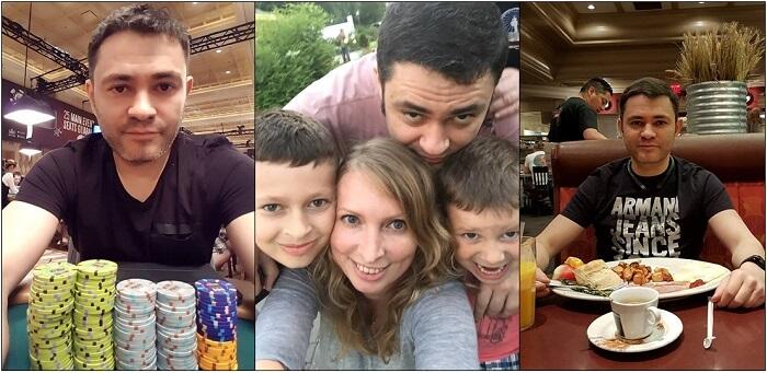Игорь Шараськин семья, покер