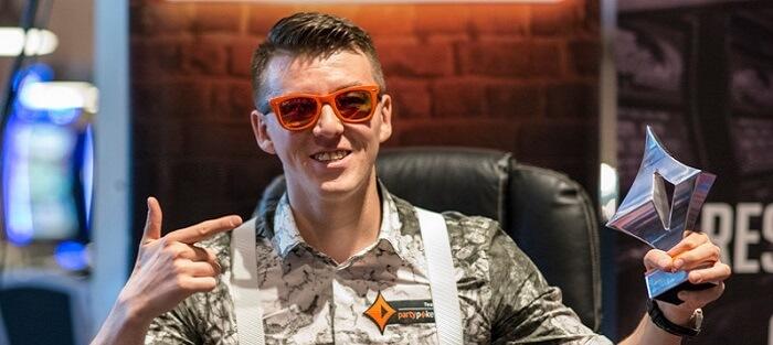 Анатолий Филатов выиграл PartyPoker