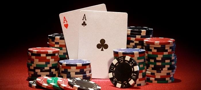 Не стреляйте в покериста. Он играет, как живёт