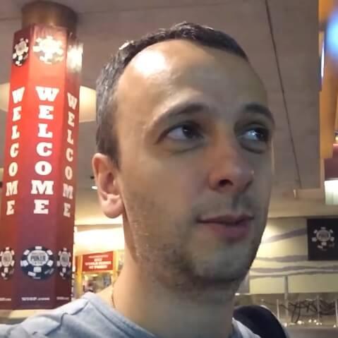 Первые видеоблоги Михаила Сёмина на WSOP