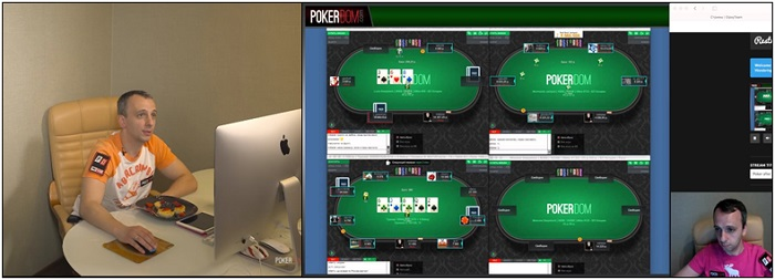 Покерные стримы Сёмина