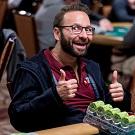 Даниэль Негреану один из чиплидеров WSOP-турнира Big Bet Mix за 2 500$