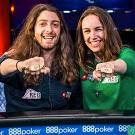 Лив Боэри и Игорь Курганов продают браслет WSOP