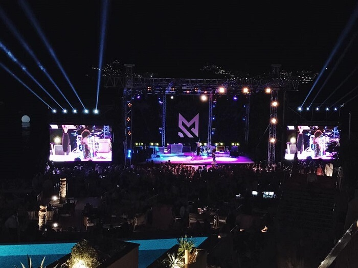 открытие Maestral Resort & Casino
