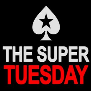 Двое россиян на финальном столе Super Tuesday