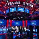 Видеозапись финального стола WSOP ME 2017 (Final Table Day 1)