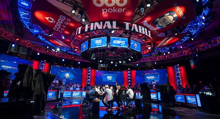 Видео финального стола WSOP ME 2017
