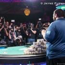 Видеозапись финального дня WSOP 2017 Main Event