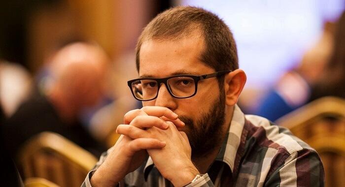 Илья Городецкий WSOP 2017
