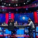 Тройной олл-ин в финале WSOP ME 2017: раздача, которая могла решить исход игры