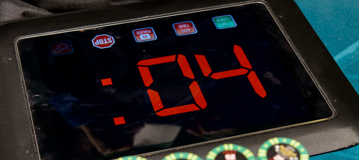 """На WPT внедрили систему """"Action Clock"""""""