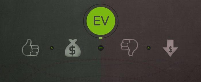 Потеря EV