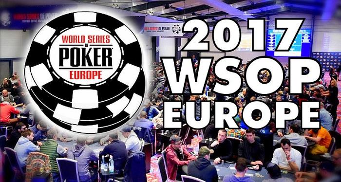 WSOP Europe увеличивает гарантию