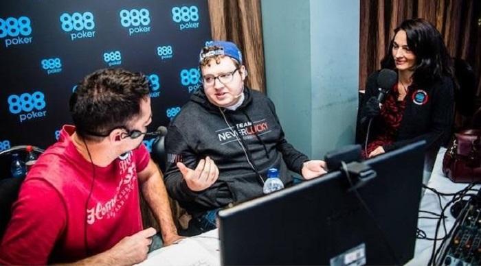 Патрик Талбот получил контракт с 888Poker за стримы