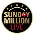 PokerStars разыгрывает билеты на Sunday Million Live