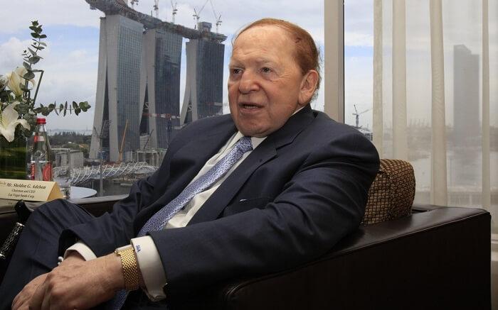 Шелдон Адельсон казино