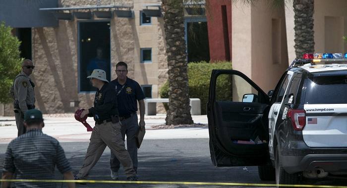покериста подстрелили полицейские