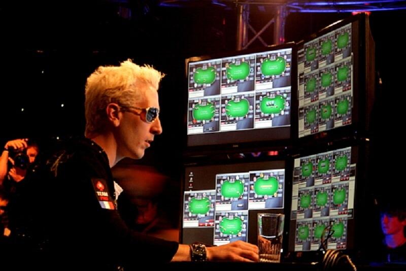покерист нашего времени