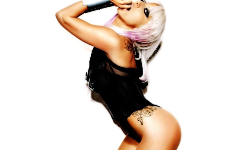 Леди Гага Покер Фейс